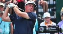 Phil Mickelson macht Pause