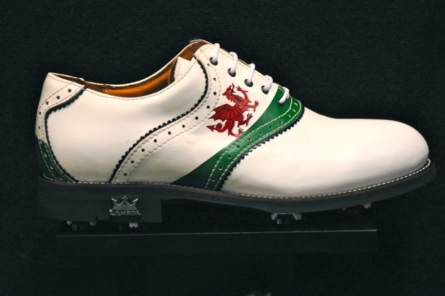 Stars And Stripes Golf Shoes